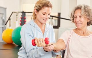 discapacidad física fisioterapia